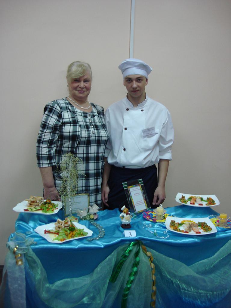 Конкурс поваров в санкт петербурге